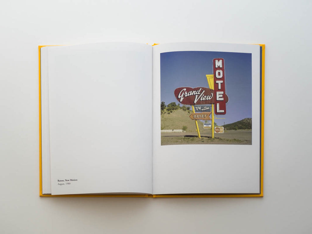American Motel Signs 1980~2008 - Steve Fitch