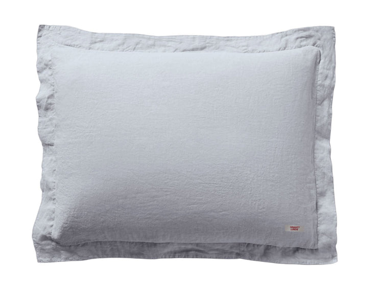 Mix&Match linen pillowcase Fog - Naughty Linen
