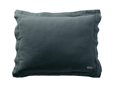 Limited Edition Mix&Match linen pillowcase Pine - Naughty Linen