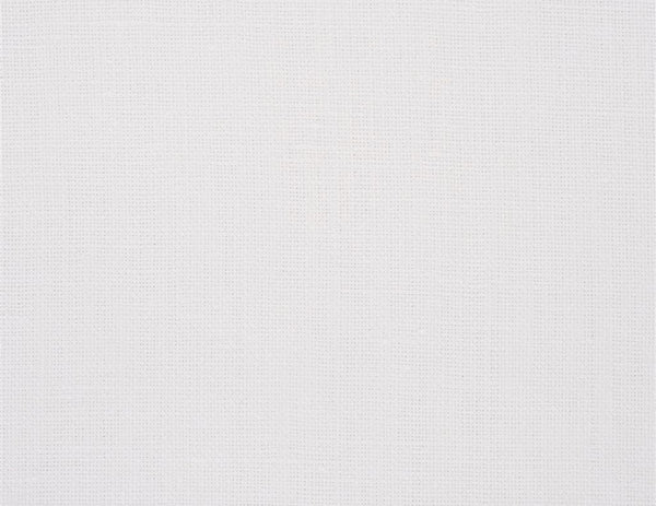Fitted linen sheet White