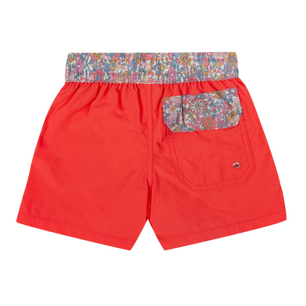 Short Homme Ré Orange
