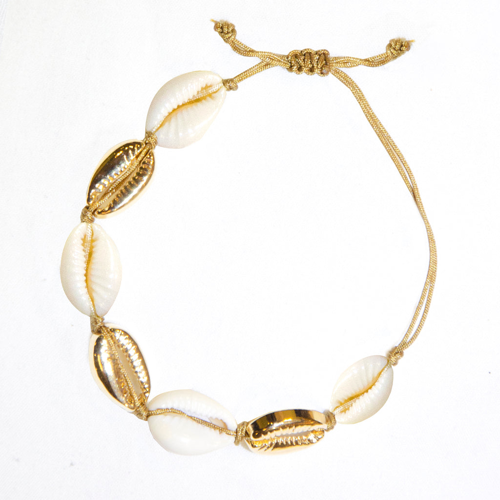 Bracelets coquillage