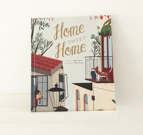 Home Sweet Home Hardcover Book