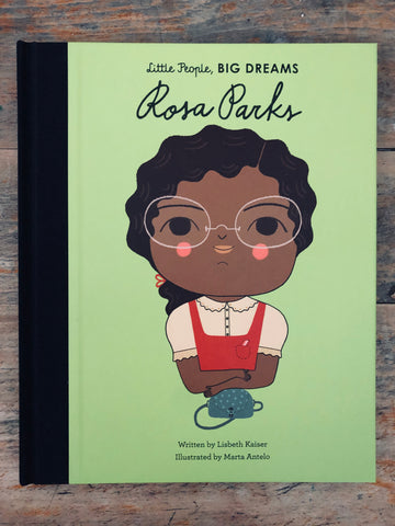 Rosa Parks 'Little People , Big Dreams'
