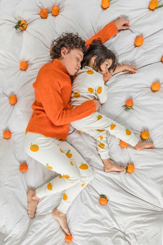 Sleepy Doe Clementine Mumma Leggings