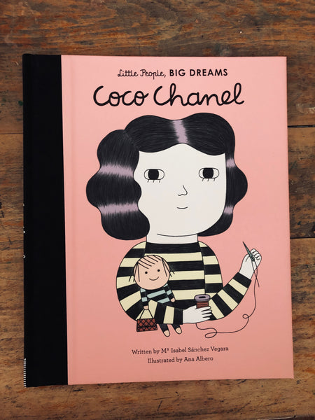 Coco Chanel Little People Big Dreams