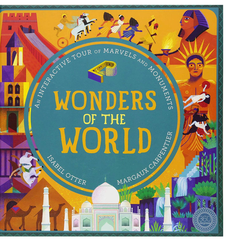 Wonders of the World Hardcover Book