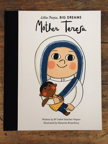 Mother Theresa 'Little People Big Dreams' Book
