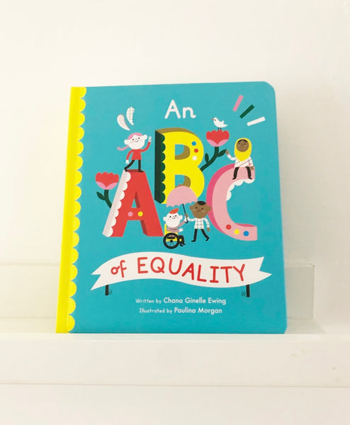 An ABC of Equality Board Book