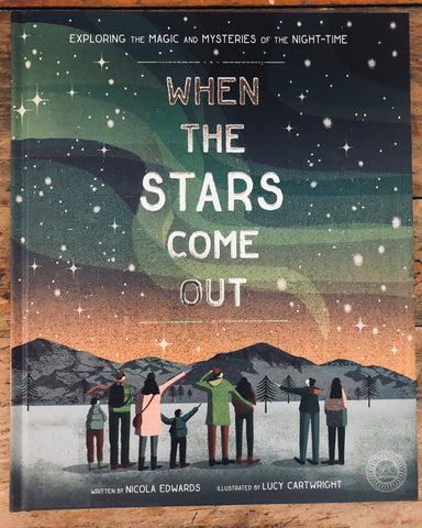 'When The Stars Come Out' Nicola Edwards
