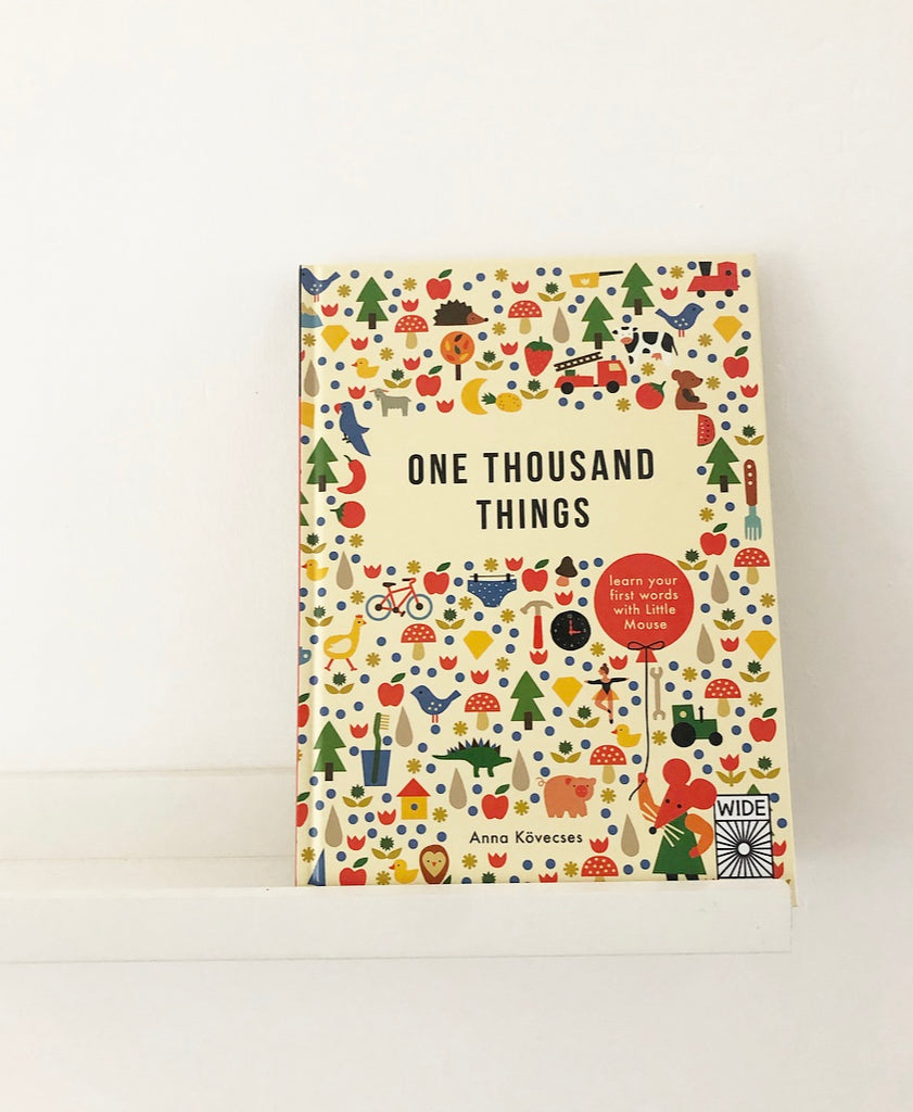 One Thousand Things Hardcover Book
