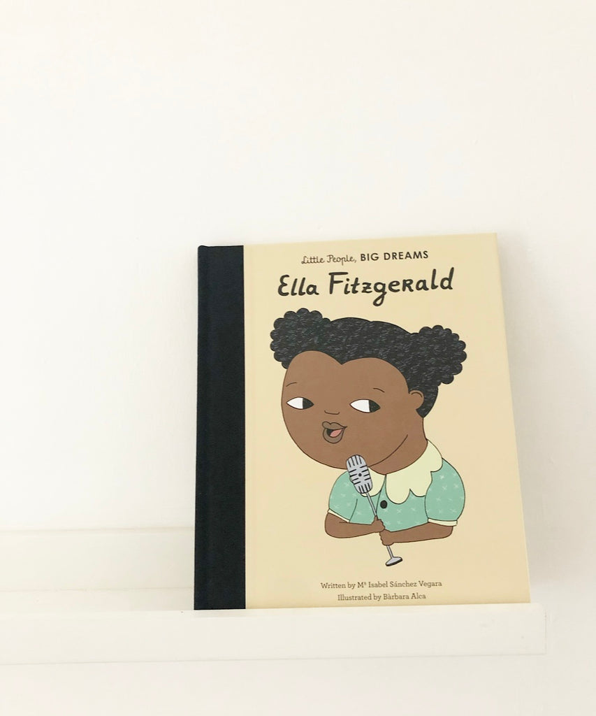 Ella Fitzgerald Little People Big Dreams