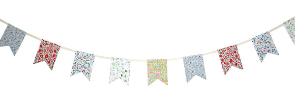 Meri Meri Liberty Party Garland Bunting