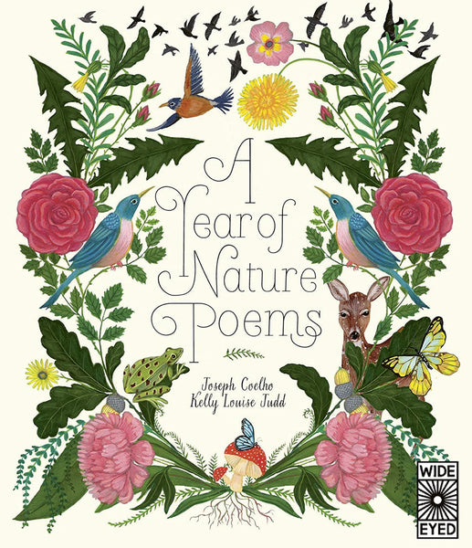 A Year of Nature Poems Paperback