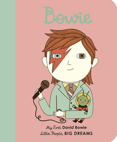 David Bowie Board Book