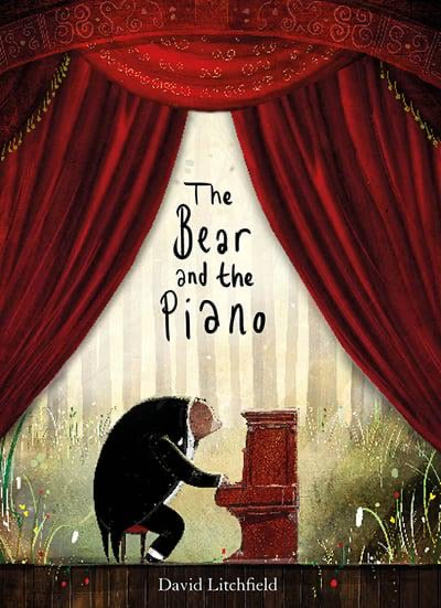 The Bear & The Piano Paperback
