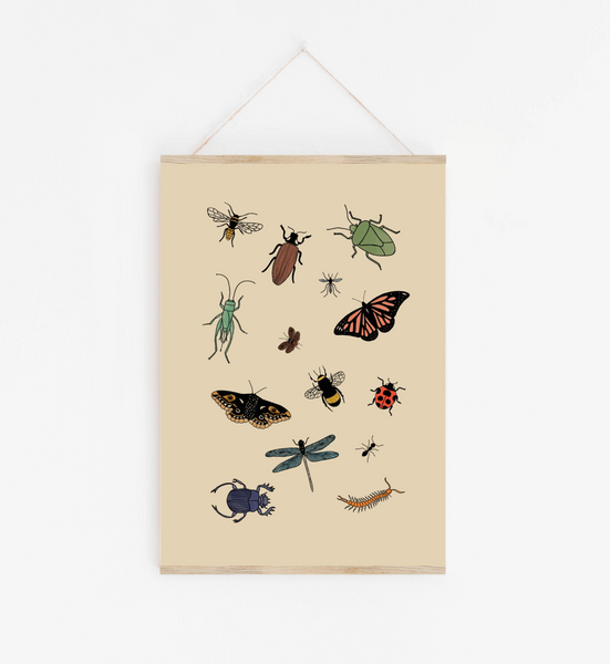 Little Creatures Art Print