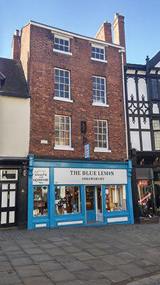 The Blue Lemon Soap Shop Shrewsbury
