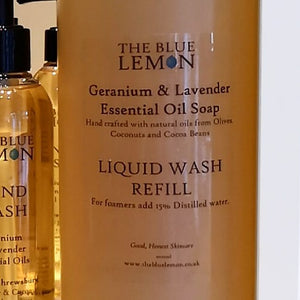 LIQUID WASH REFILL