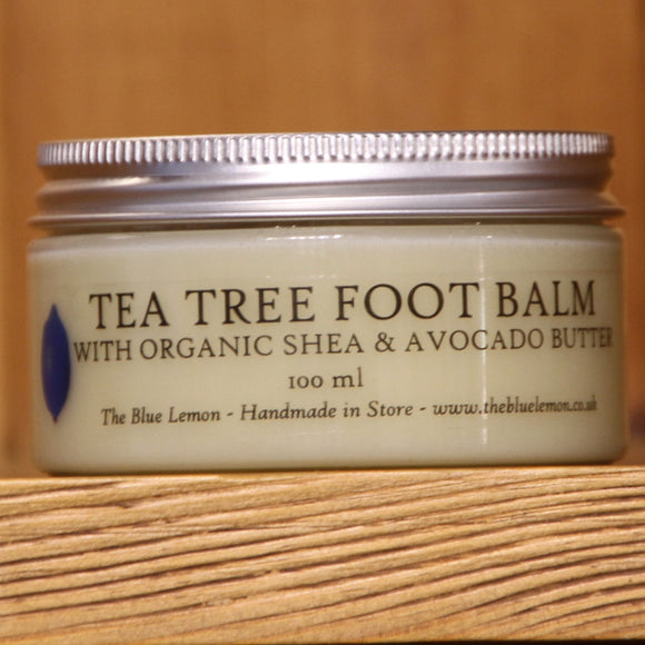 Tea Tree Intensive Foot Balm