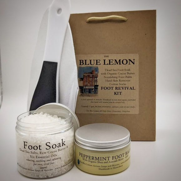 Foot Revival Kit