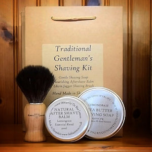 Traditional Gentleman's Shaving Kit