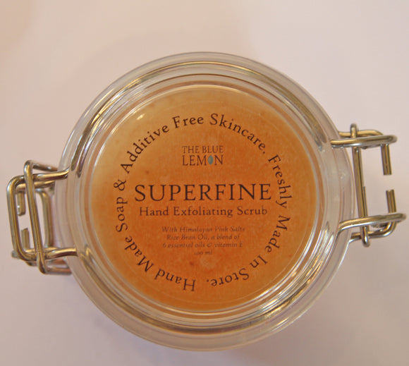 Superfine Exfoliating Hand Scrub