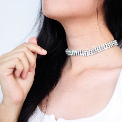 Diamond Choker - The Closet 101