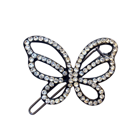B-Fashionable Tri-Wing Butterfly Wireclasp - 1