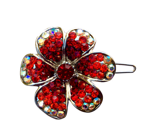 B-Fashionable Blooming Flower Wireclasp - 1