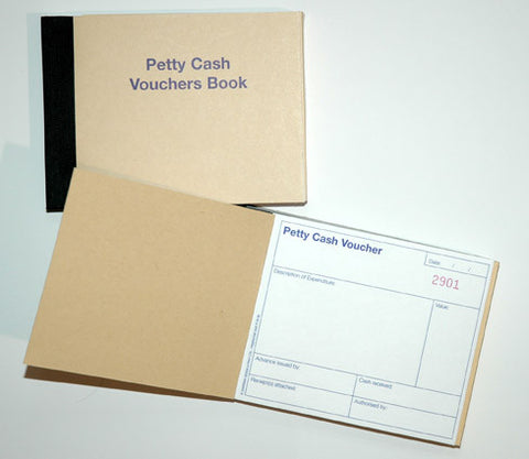 Petty Cash Books