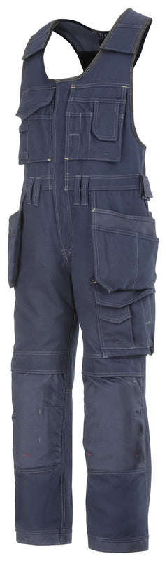 Snickers 0214 Bodybroek met holsterpockets - Canvas+ - Donker Blauw