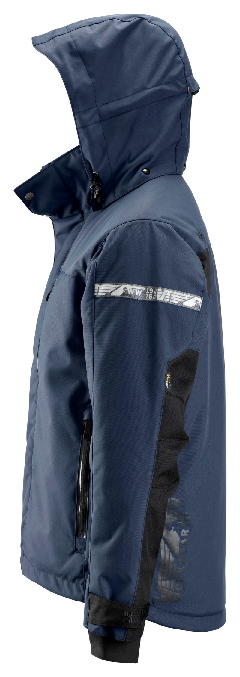 Snickers 1102 AllroundWork 37.5 Insulated Jack - Snickers Werkkledij