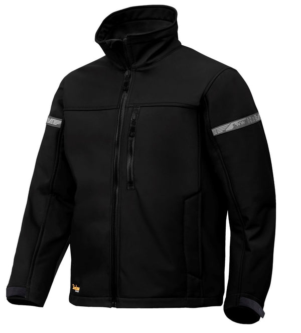 Snickers 1201 AllroundWork Dames Softshell Jack
