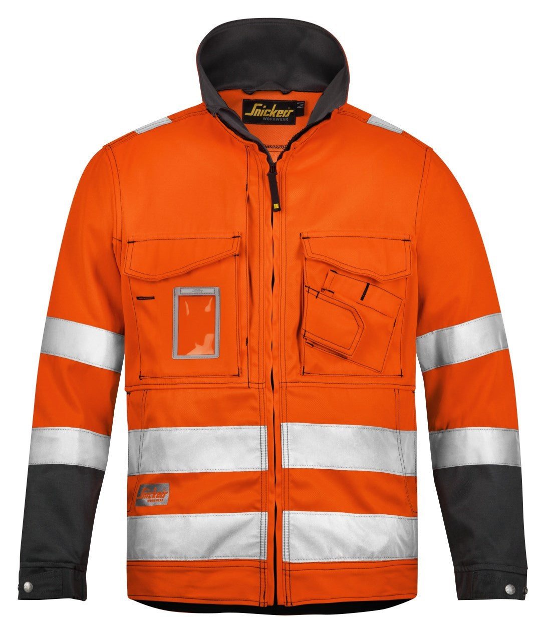 Snickers 1633 High Vis Jacket Class 3