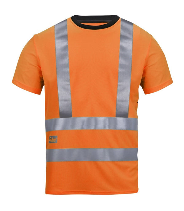 Snickers 2543 T-Shirt High Visibility