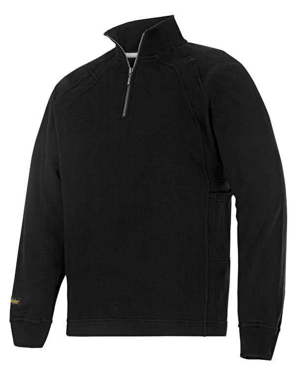 Snickers 2813 Zip Sweatshirt met MultiPockets?