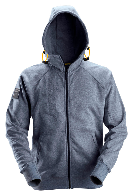 Snickers 2880 Logo FZ Hoodie