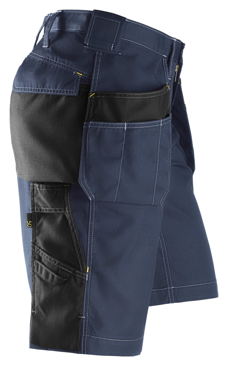 3023-holster-pocket-shorts-rip-stop - Snickers Werkkledij