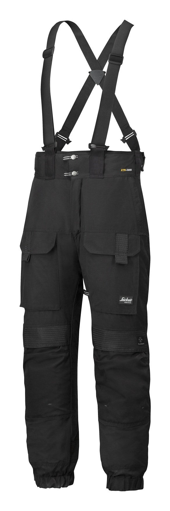 3689-xtr-arctic-winter-trousers - Snickers Werkkledij