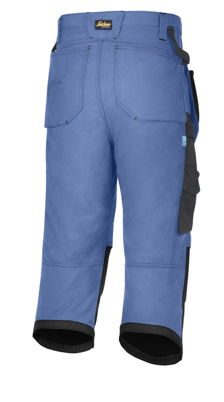 Snickers 6103 LW 37.5 Pirate werkbroek+ HP - Cloud Blue - Cloud Blue