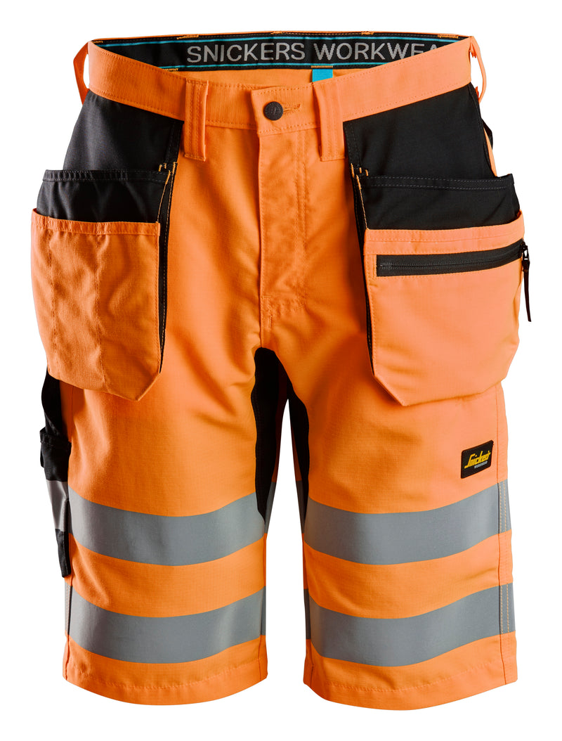 Snickers 6131 LW HV Shorts HP + CL1 - Snickers Werkkledij