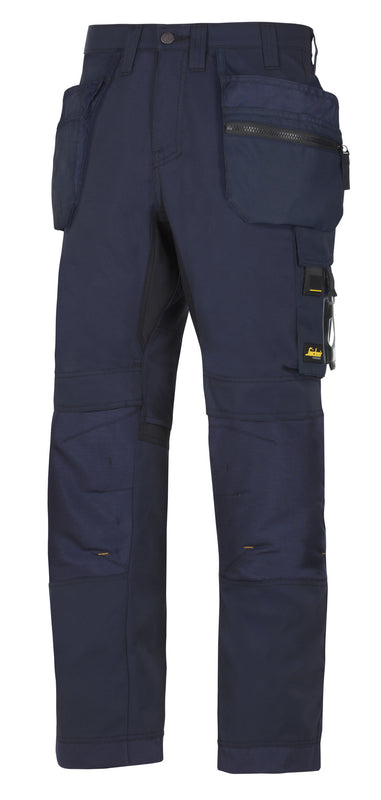 Snickers 6200 AllRoundWork werkbroek+ HP - Navy