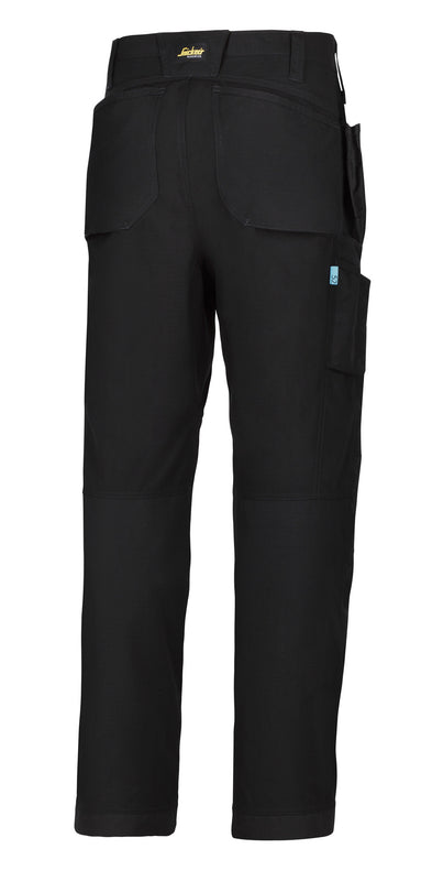 Snickers 6207 LiteWork 37.5 werkbroek HP - Black