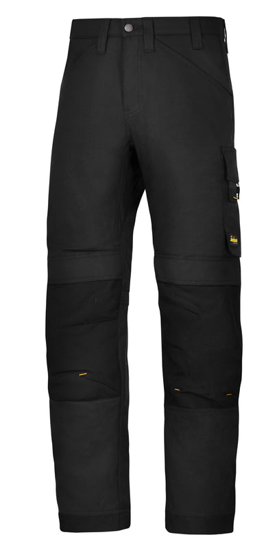 Snickers 6301 AllroundWork werkbroek - Black