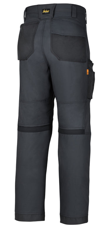 Snickers 6301 AllroundWork werkbroek - Steel grey