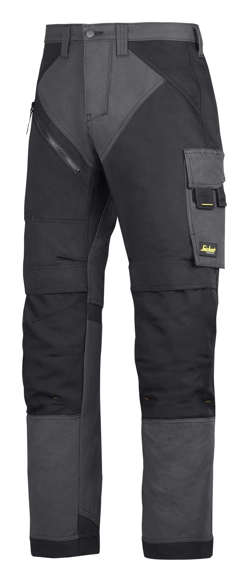Snickers 6303 RuffWork werkbroek Steel Grey - NEW - - Snickers Werkkledij