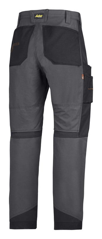 Snickers 6303 RuffWork werkbroek Steel Grey - NEW -