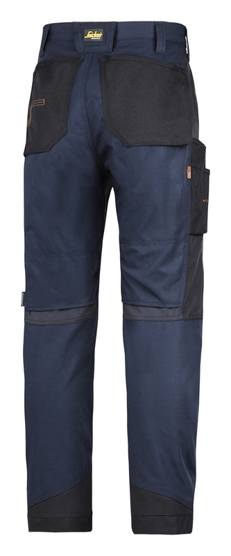 Snickers 6303 RuffWork werkbroek Navy - NEW -