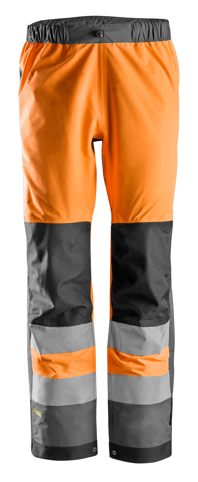 Snickers 6530 AllroundWork, High-Vis WP Shell Broek Klasse 2 - Snickers Werkkledij